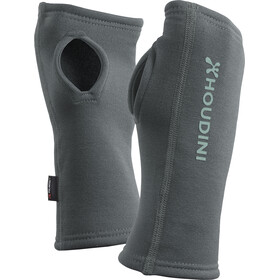 """Houdini Power Wrist Gaiters Deeper Green"""